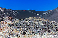 Cerro Negro Volcano landscapes in Nicaragua