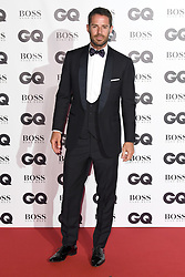Jamie Redknapp attending the GQ Men of the Year Awards 2017 held at the Tate Modern, London. Picture credit should read: Doug Peters/Empics Entertainment