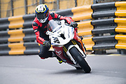 Erno KOSTAMO, FIN, Markka Racing by Penz13 BMW S 1000 RR<br /> <br /> 65th Macau Grand Prix. 14-18.11.2018.<br /> Suncity Group Macau Motorcycle Grand Prix - 52nd Edition.<br /> Macau Copyright Free Image for editorial use only
