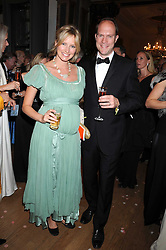 HARRY BLAIN and his wife BODIL at the Royal Academy of Art's Summer Ball held at Burlington House, Piccadilly, London on 16th June 2008.<br /><br />NON EXCLUSIVE - WORLD RIGHTS