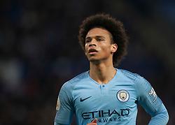 Leroy Sane of Manchester City - Mandatory by-line: Jack Phillips/JMP - 26/12/2018 - FOOTBALL - King Power Stadium - Leicester, England - Leicester City v Manchester City - English Premier League