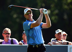 May 25, 2017 - Virginia Water, United Kingdom - Robert Karlsson of Sweden.during 1st Round for the 2017 BMW PGA Championship on the west Course at Wentworth on May 25, 2017 in Virginia Water,England  (Credit Image: © Kieran Galvin/NurPhoto via ZUMA Press)
