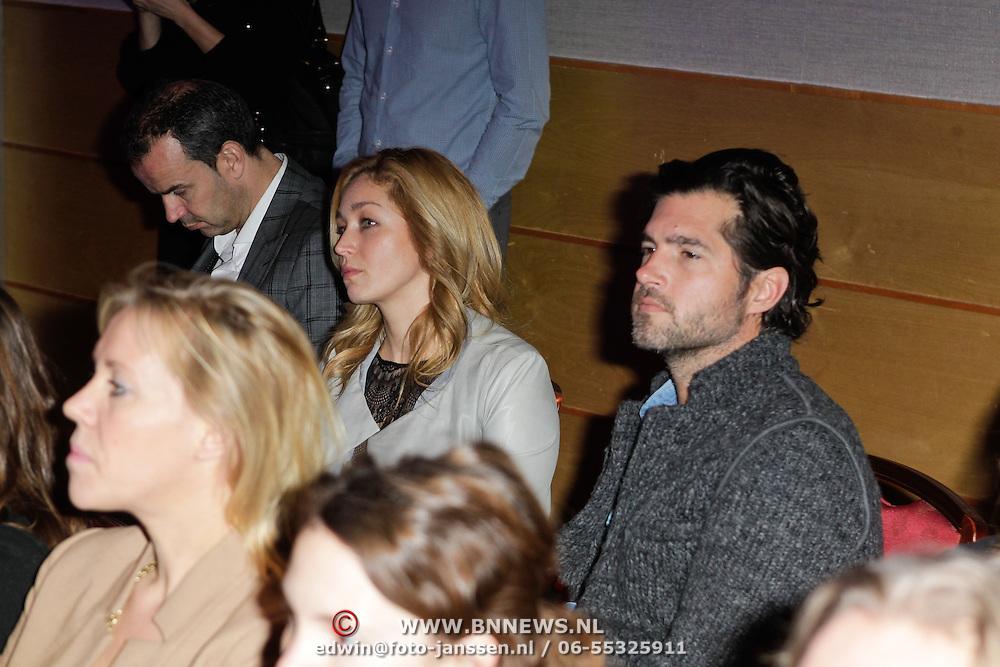 NLD/Amsterdam/20120131 - Uitreiking Beauty Astir Awards 2011,