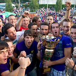 20110529: SLO, Football - PrvaLiga, 36th Round, NK Maribor vs NK Domzale