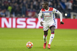 February 19, 2019 - Lyon, França - LYON, LY - 19.02.2019: LYON X BARCELONA - Mendy from Lyon during the match between Lyon and Barcelona held at Parc Olympique Lyonnais in Lyon. The match is valid for the octaves of the Champions League 2018/2019. (Credit Image: © Richard Callis/Fotoarena via ZUMA Press)