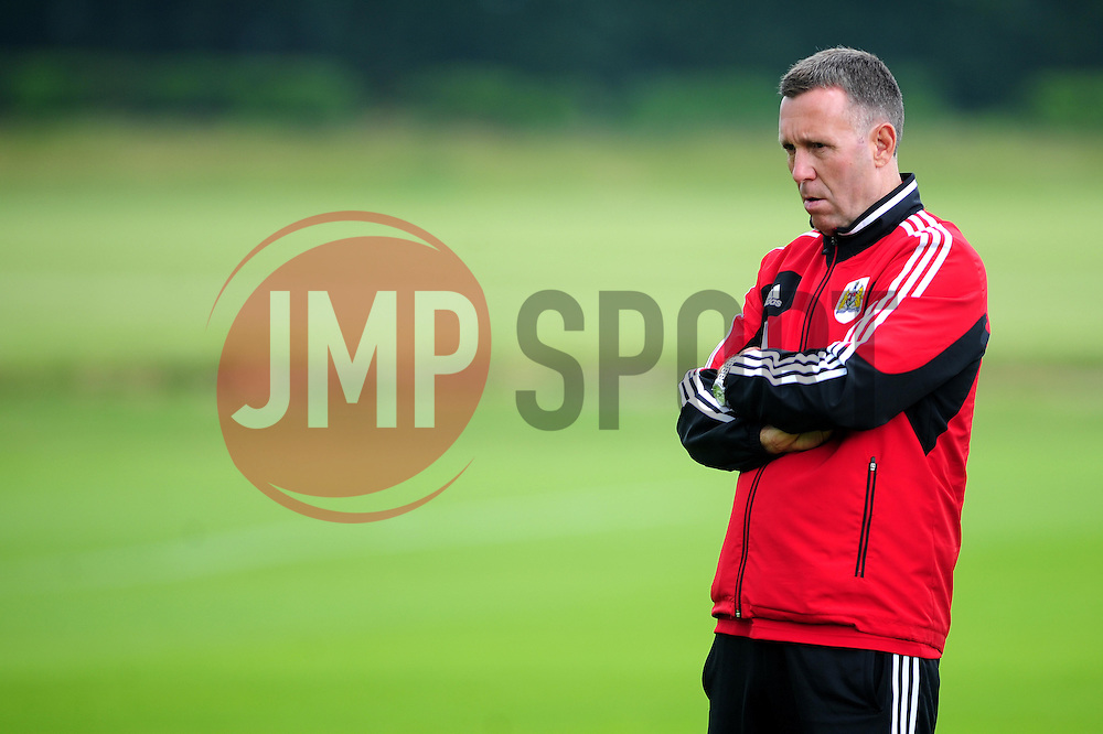 Bristol City's new head of recruitment, Brian Tinnion - Photo mandatory by-line: Dougie Allward/JMP - Tel: Mobile: 07966 386802 28/06/2013 - SPORT - FOOTBALL - Bristol -  Bristol City - Pre Season Training - Npower League One