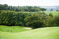 SAINT OMER (France) - Green  Hole 2. AA Saint-Omer Golf Club. Copyright Koen Suyk