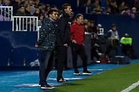 Club Deportivo Leganes's Asier Garitano during the match of La Liga between Club Deportivo Leganes  and Club Atletico Osasuna at Butarque Stadium  in Madrid , Spain. November 21, 2016. (ALTERPHOTOS/Rodrigo Jimenez)