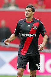 17.09.2011,  BayArena, Leverkusen, GER, 1.FBL, Bayer 04 Leverkusen vs 1. FC Koeln, im Bild.Michael Ballack (Leverkusen #13)..// during the 1.FBL, Bayer Leverkusen vs 1. FC Köln on 2011/09/17, BayArena, Leverkusen, Germany. EXPA Pictures © 2011, PhotoCredit: EXPA/ nph/  Mueller *** Local Caption ***       ****** out of GER / CRO  / BEL ******