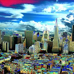 San Francisco, California Area