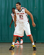 April 8, 2011 - Hampton, VA. USA; Aaric Armstead participates in the 2011 Elite Youth Basketball League at the Boo Williams Sports Complex. Photo/Andrew Shurtleff