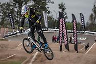 #994 (SCHMIDT Julian) GER at the 2014 UCI BMX Supercross World Cup in Santiago Del Estero, Argentina.