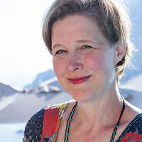 Anne Patchett<br /> Le Conversazioni, Capri, Italy, 4 July 2015<br /> <br /> Photograph by Steve Bisgrove/Writer Pictures<br /> <br /> WORLD RIGHTS