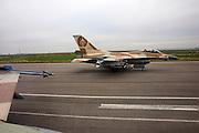 IAF F16I Fighter jet ready for take off