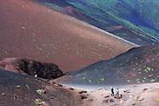 Italy, Sicily, Etna volcano