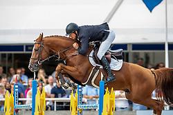 Peeters James, BEL, Nadal Hero & DB<br /> FEI WBFSH Jumping World Breeding Championship for young horses Zangersheide Lanaken 2019<br /> © Hippo Foto - Dirk Caremans