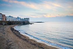 Spiaggia della purità, Gallipoli (LE)