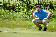 11-05-2019 Foto's NGF competitie hoofdklasse poule H1, gespeeld op Drentse Golfclub De Gelpenberg in Aalden. Foursomes:   De Hoge Kleij 1 - Pieter Bijnen