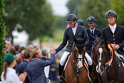 Clemens Pieter, BEL, Akarad Hero Z<br /> Brussels Stephex Masters<br /> © Hippo Foto - Sharon Vandeput<br /> 29/08/21