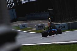 November 10, 2017 - Brazil - SAO PAULO, SP - 10.11.2017: 2017 F1 GP BRAZIL - Marcus Ericsson (SWE) during the free practice sessions of the Friday Brazil GP of F1 2017 held at the Autodromo of Interlagos in Sao Paulo, SP. (Credit Image: © Fotoarena via ZUMA Press)