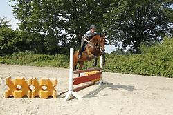 Stechen reiten<br /> Springtraining mit Karsten Huck<br /> Stechen trainieren<br /> www.sportfotos-lafrentz.de/Stefan Lafrentz
