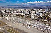 Central Costa Mesa and John Wayne Airport