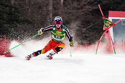 Philip Trevor (CAN) during the Audi FIS Alpine Ski World Cup Men's Giant Slalom at 60th Vitranc Cup 2021 on March 13, 2021 in Podkoren, Kranjska Gora, Slovenia Photo by Grega Valancic / Sportida