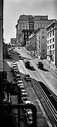 Cable cars, California Street, San Francisco