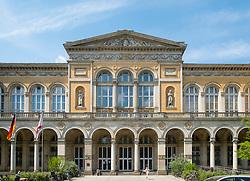 Berlin University of the Arts (universität der Kunste)  in Wilmersdorf Berlin, Germany