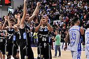 DESCRIZIONE : Campionato 2015/16 Serie A Beko Dinamo Banco di Sardegna Sassari - Dolomiti Energia Trento<br /> GIOCATORE : Dolomiti Energia Trento<br /> CATEGORIA : Ritratto Esultanza Postgame <br /> SQUADRA : Dolomiti Energia Trento<br /> EVENTO : LegaBasket Serie A Beko 2015/2016<br /> GARA : Dinamo Banco di Sardegna Sassari - Dolomiti Energia Trento<br /> DATA : 06/12/2015<br /> SPORT : Pallacanestro <br /> AUTORE : Agenzia Ciamillo-Castoria/C.Atzori