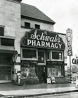 1947 Schwab's Drug Store