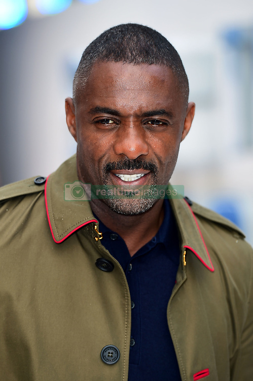 """File photo dated 12/07/16 of Idris Elba, who has said it is """"refreshing"""" to feature in a movie driven by a complex female lead."""
