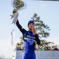 10-04-2016: Wielrennen: Parijs Roubaix: Roubaix<br /> Tom Boonen