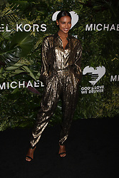 October 17, 2017 - New York City, New York, USA - 10/16/17.Jasmine Tookes at The 11th Annual God''s Love We Deliver Golden Heart Awards in New York City. (Credit Image: © Starmax/Newscom via ZUMA Press)