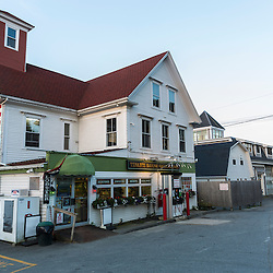 The general store in Tenants Harbor, Maine.
