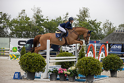 De Koning Marie, BEL, Malongo de Regor<br /> Belgisch Kampioenschap Jeugd Azelhof - Lier 2020<br /> © Hippo Foto - Dirk Caremans<br /> 02/08/2020