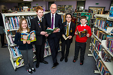 Second round of national library funding programme launched, Grangemouth, 16 April 2018