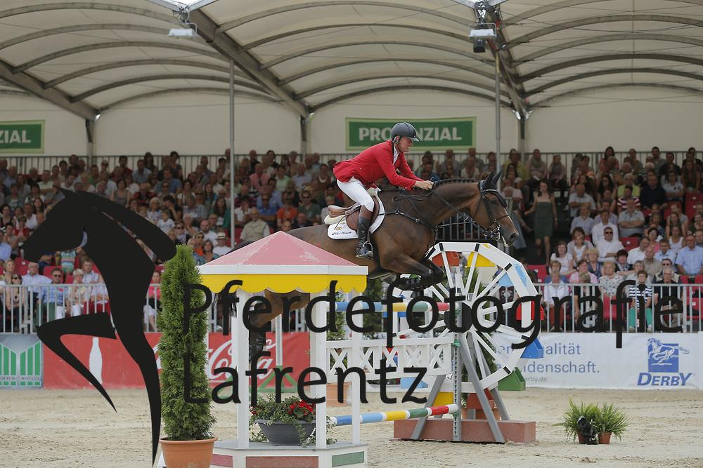Lansink, Jos, Ensor De Litrange LXII<br /> Münster - Turnier der Sieger<br /> Grosser Preis<br /> © www.sportfotos-lafrentz.de/ Stefan Lafrentz