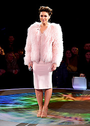Emma Willis during the Celebrity Big Brother Final, held at Elstree Studios in Borehamwood, Hertfordshire.