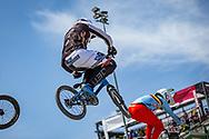 2021 UCI BMXSX World Cup<br /> Round 2 at Verona (Italy)<br /> Qualification<br /> ^mu#641 KATER, Roy (NED, MU) Jett Team