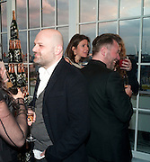 HUSSEIN CHALAYAN, BROWN'S 40TH ANNIVERSARY DINner. Regent Loft and Penthouses. Marshall St. London. 13 May 2010. -DO NOT ARCHIVE-© Copyright Photograph by Dafydd Jones. 248 Clapham Rd. London SW9 0PZ. Tel 0207 820 0771. www.dafjones.com.