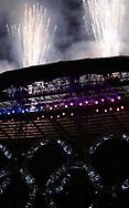 Das Licht geht langsam aus f¸r die Olympiade in Torino © Thomas Oswald/EQ Images