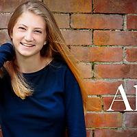 Ally Carlin - 2018 Medfield High Senior
