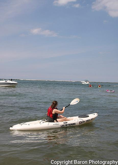 Fairport Harbor Beach