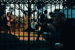 THEMENBILD - ein Straßenkuenstler im French Quarter, aufgenommen am 04.01.2019, New Orleans, Vereinigte Staaten von Amerika // a street artist at the French Quarter, New Orleans, United States of America on 2019/01/04. EXPA Pictures © 2019, PhotoCredit: EXPA/ Florian Schroetter