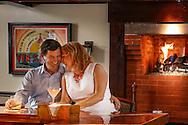 Couple at Copper Beech Inn - Ivoryton, CT