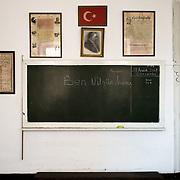 The Rum School of Tatavla - officially Ozel Kurtulus Rum Ilkogretim Okulu in 65-67 Safa Meydani, 80240, Kurtulus, Istanbul was build in 1887 and operated as a school until 2003.