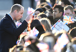 The Duke and Duchess of Cambridge visit City Hall in Bradford's Centenary Square, and meet the people of Bradford in Yorkshire, UK, on the 15th January 2020. 15 Jan 2020 Pictured: Prince William, Duke of Cambridge. Photo credit: James Whatling / MEGA TheMegaAgency.com +1 888 505 6342