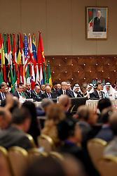 September 27, 2016 - Algers, algerie - 15e Forum international de l'energie (IEF15) reunion informelle de l'Organisation des pays exportateurs de petrole (OPEC) au club de pain palais des nation. Alger le 27/09/2016 (Credit Image: © Panoramic via ZUMA Press)