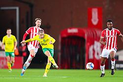 Emi Buendia of Norwich City - Mandatory by-line: Nick Browning/JMP - 24/11/2020 - FOOTBALL - Bet365 Stadium - Stoke-on-Trent, England - Stoke City v Norwich City - Sky Bet Championship